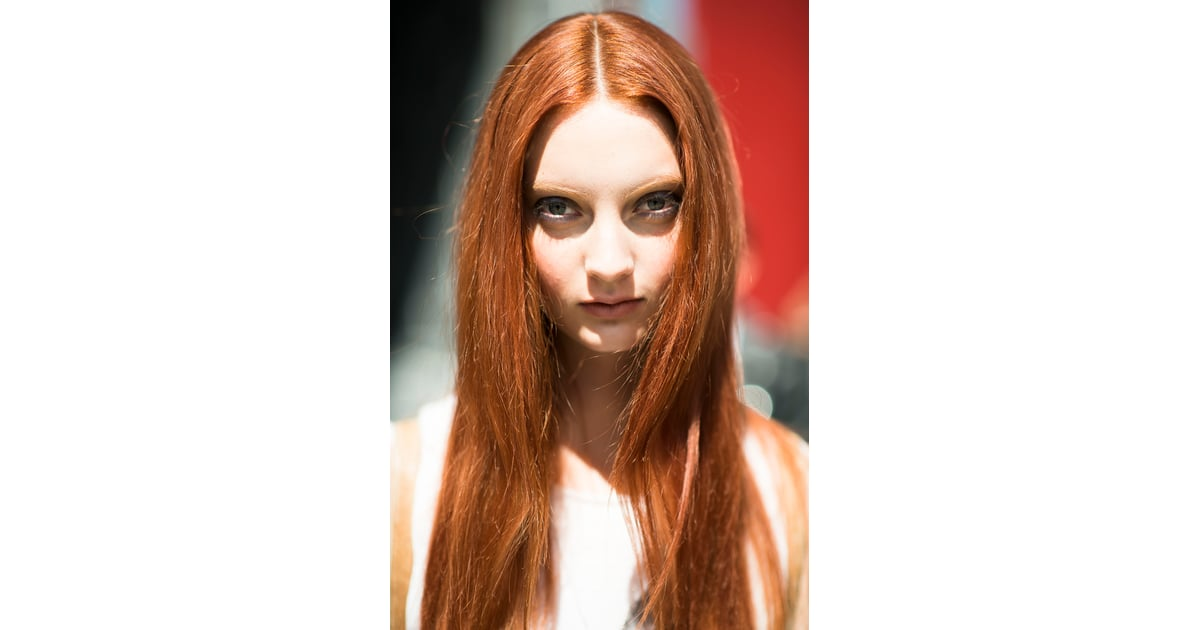 Let This Gorgeous Red Hair Be Your Color Inspiration For Fall