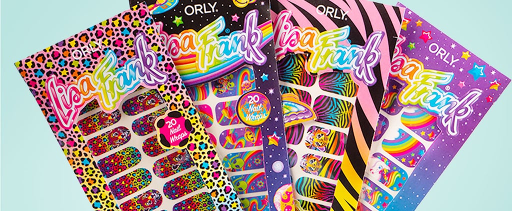 Shop the Lisa Frank x Orly Nail Collection at Ulta Beauty