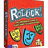 Rollick! The Hysterical Team Charades Party Board Game