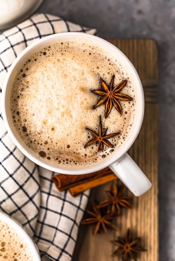 Chai Tea Recipe with Bourbon