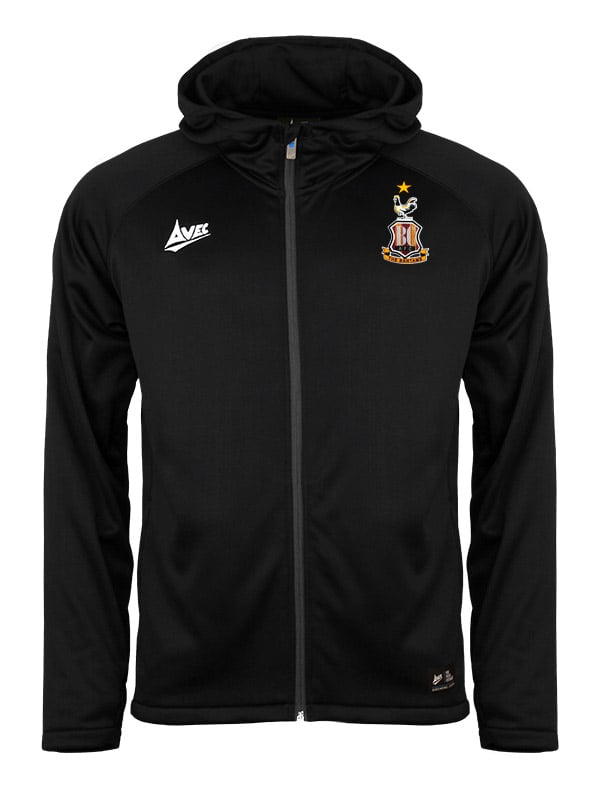 The Bradford City AFC Technical Hoody ($34)