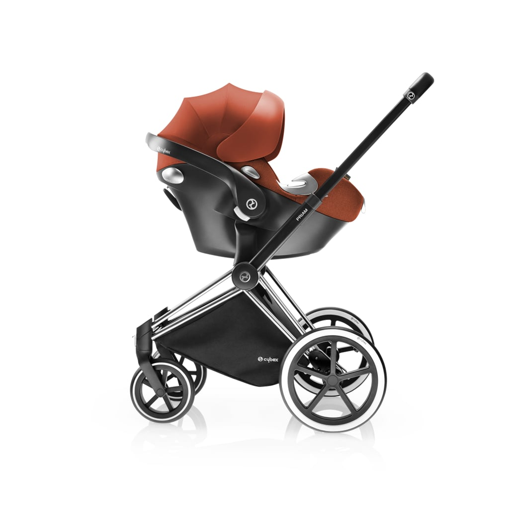 With the brand\'s Aton Q car seat. | Cybex Priam Stroller Review ...