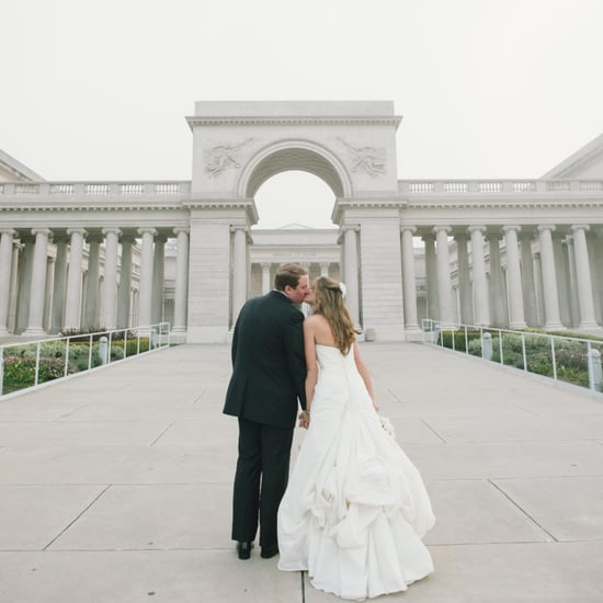 San Francisco Wedding at the Legion of Honor
