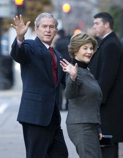 Bush Plans Return to Texas on Inauguration Day