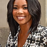 Gabrielle Union's Layered Lob in 2015