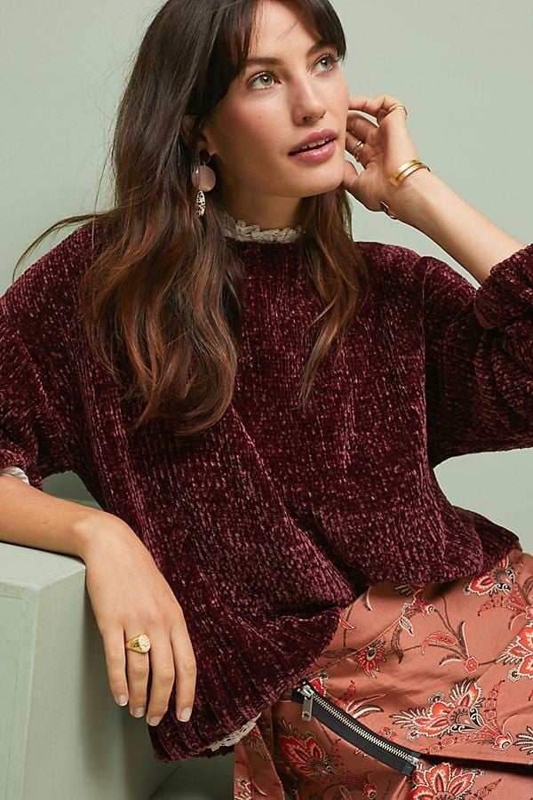 Best Chenille Sweaters