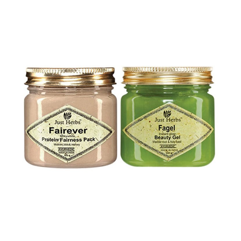 Just Herbs Glow Boosting Ritual, $42