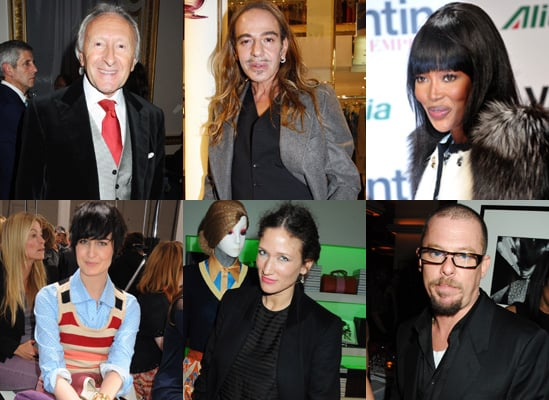 25 Most Powerful People in British Fashion