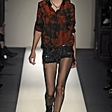 Spring 2011 Paris Fashion Week: Balmain