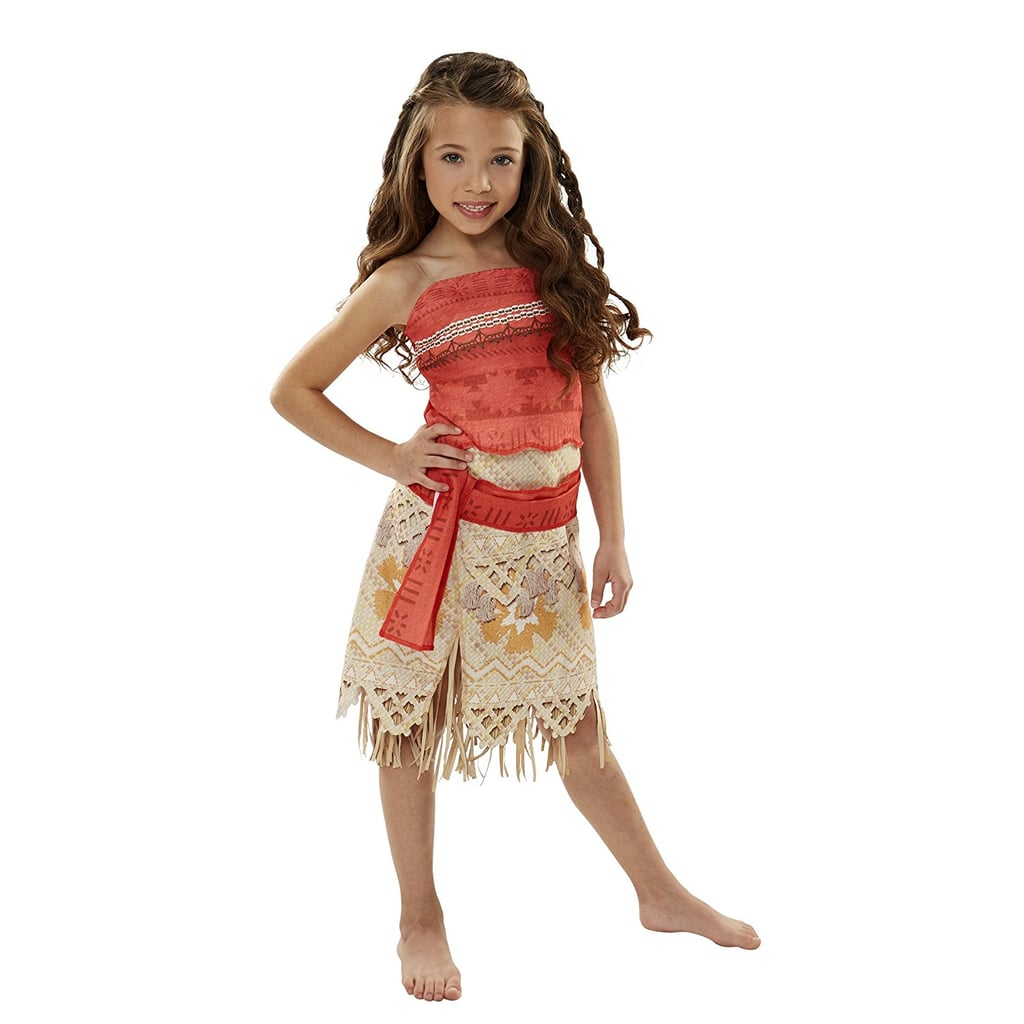 Moana Girls Outfit