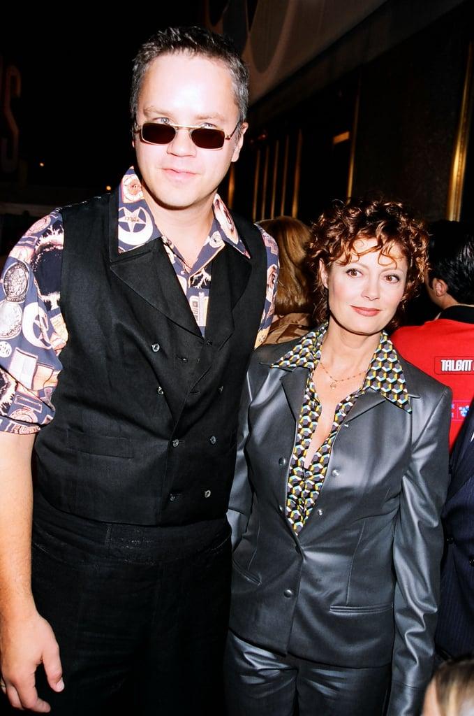 Tim Robbins and Susan Sarandon, 1996