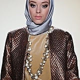Anniesa Hasibuan's Hijabi Models at New York Fashion Week