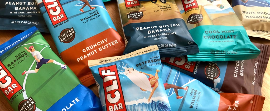 Clif Bars Now Feature 6 Women Athletes