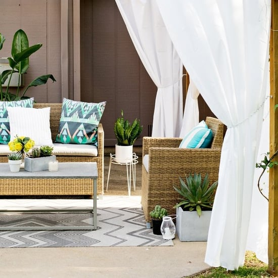 Backyard Patio DIYs