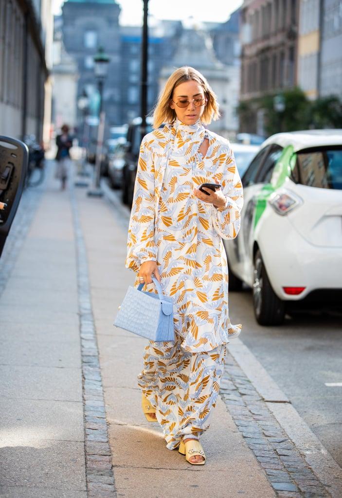 The Fall Dress Trend: Romance