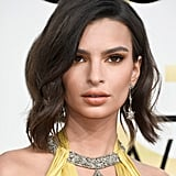 Emily Ratajkowski Totally Fooled Us With Her Sexy Faux Bob