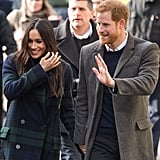 Harry and Meghan's First Royal Visit to Scotland Together