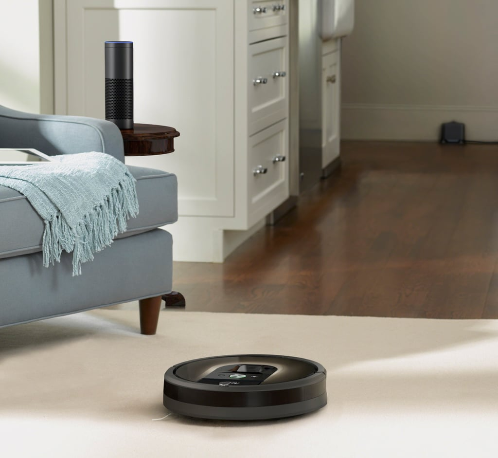 tech roomba irobot vacuum robot cleaner alexa works devices wi fi popsugar connectivity smart