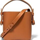 Nico Giani Adenia Mini Leather Bucket Bag