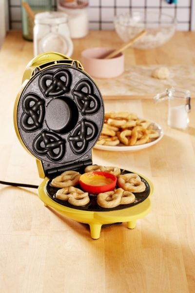 Superpretzel Mini Soft Pretzel Maker 9 Cool Cooking Gadgets From Urban Outfitters Popsugar Food Photo 6