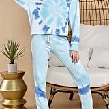Viottiset 2-Piece Tie-Dye Sweatsuit