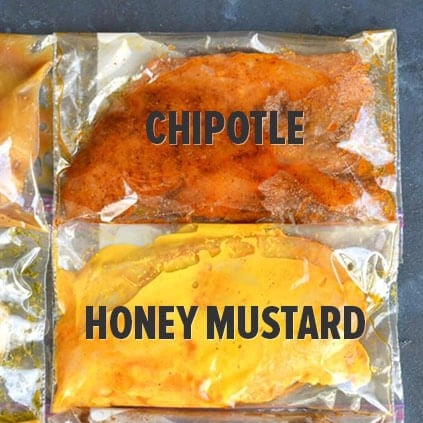 Honey Mustard Marinade Recipe