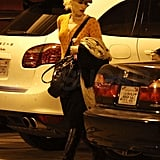 Pictures of Gwen Stefani With Kingston and Zuma in LA