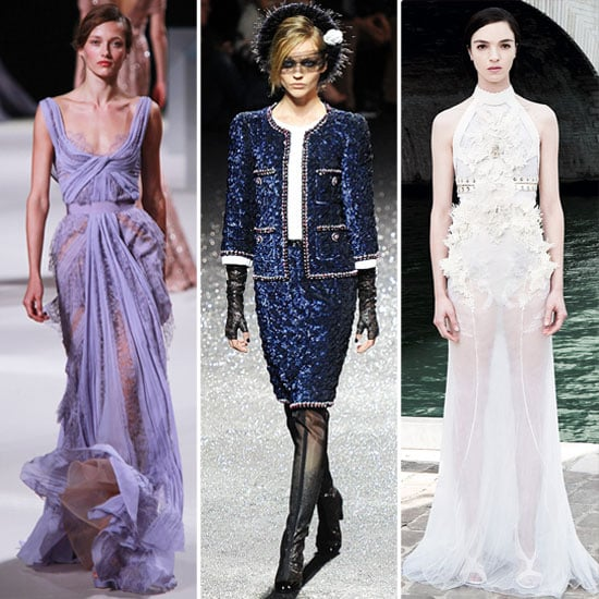 Scope 100 of the Best Couture Fashion Collections From Chanel, Valentino, Givenchy and More!