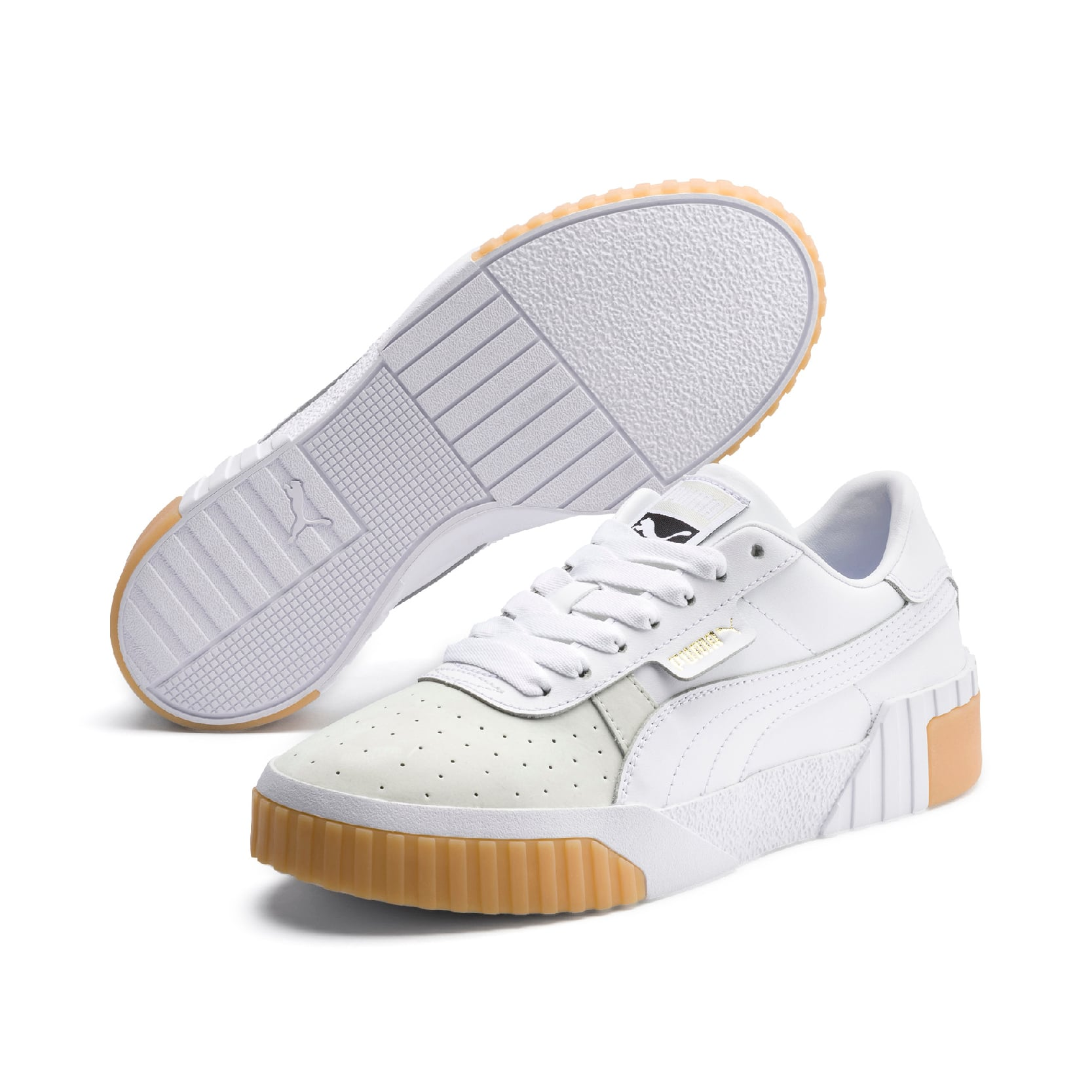 dígito Comparación Alienación  Selena Gomez Puma Cali Exotic Sneakers Campaign 2019 | POPSUGAR Fashion