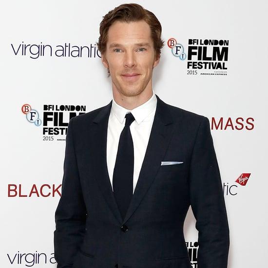 Benedict Cumberbatch's Christmas List 2015
