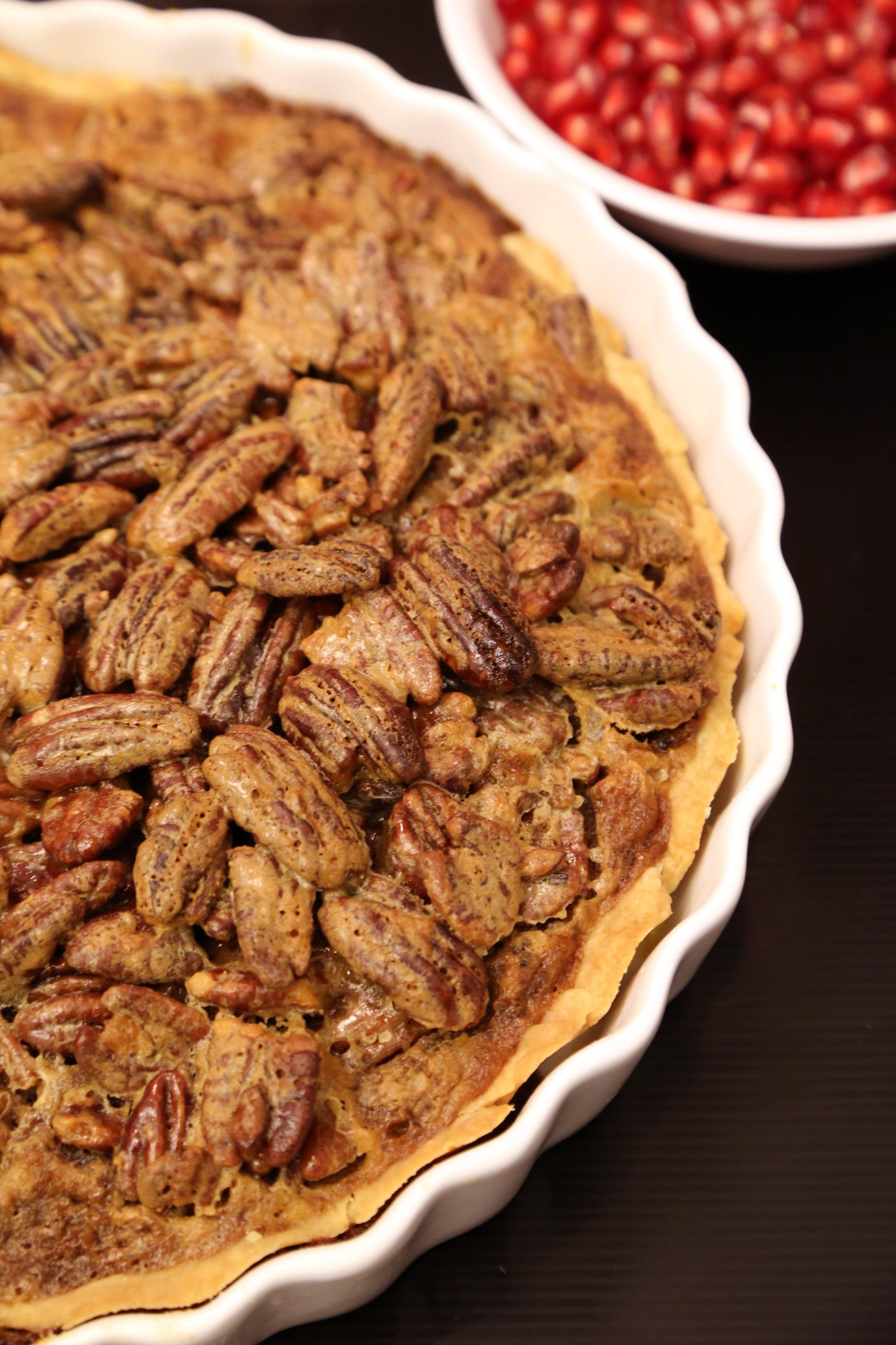 No Corn Syrup, No Problem! Mark Bittman's Trustworthy Pecan Pie Recipe