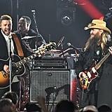 2015 — Justin Timberlake and Chris Stapleton