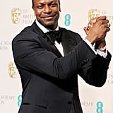Chris Tucker posed on the red carpet.