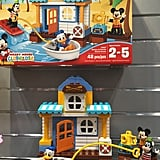Lego Duplo Disney's Junior Mickey and Friends Beach House