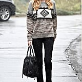 Kate Bosworth Perfected the Boho-Casual Look