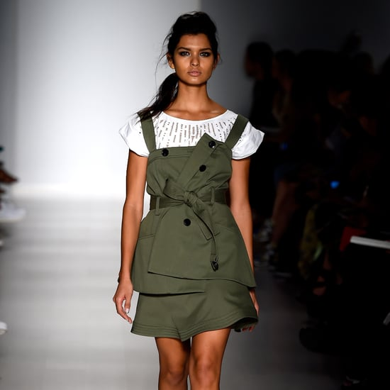 Marissa Webb Spring 2015 Show | New York Fashion Week