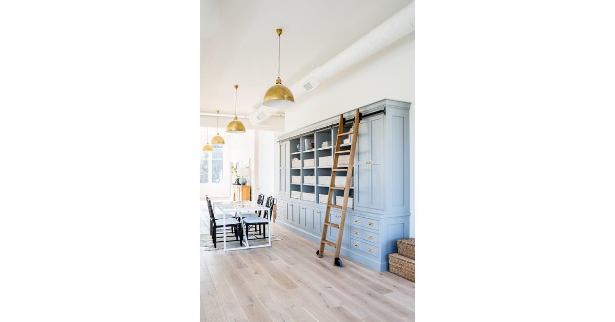 Benjamin Moore Platinum Gray Best Gray Paints Popsugar Home Photo 1