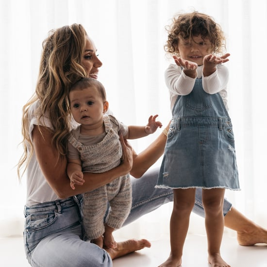 Snezana Wood Interview About Motherhood