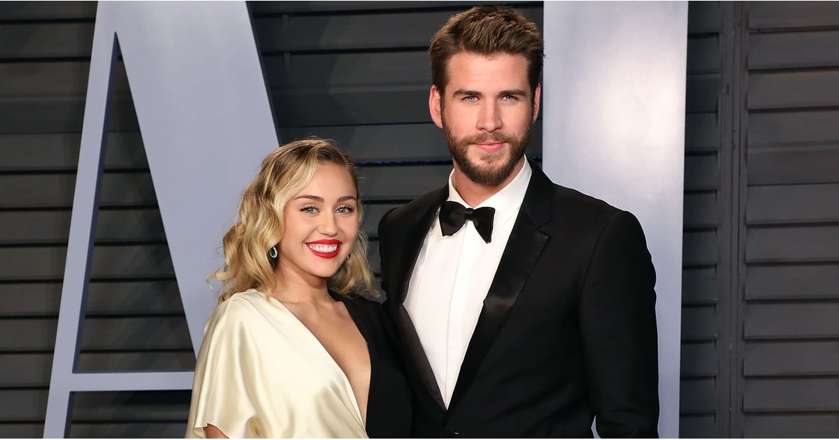 Liam Hemsworth Just Shut Down Those Pesky Miley Cyrus Split Rumors With This Hilarious Video
