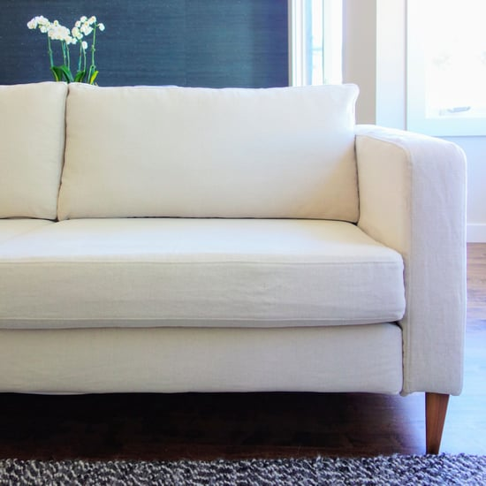 Ikea Couch Covers Makeover For Cheap