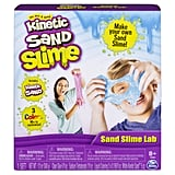 For 7-Year-Olds: Kinetic Sand Slime Lab