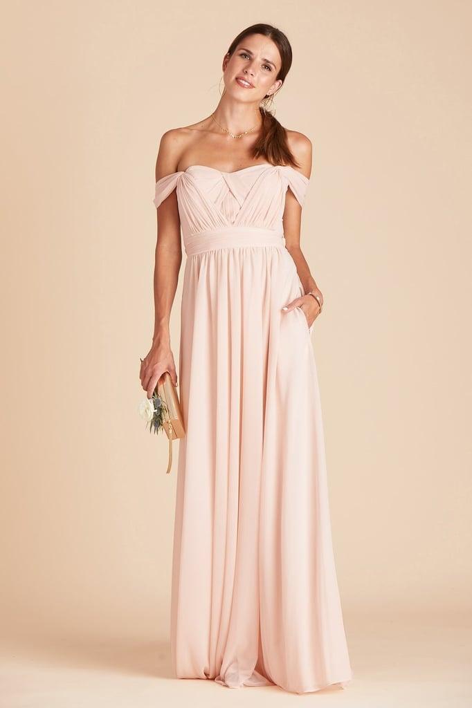 ea6c8ca5974 Birdy Grey Chicky Convertible Dress — Pale Blush