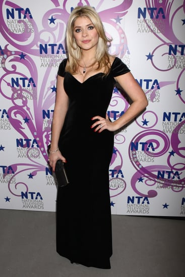 Black Dresses on the Red Carpet at National Television Awards 2010