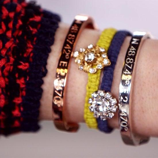 DIY: Macramé Bracelets