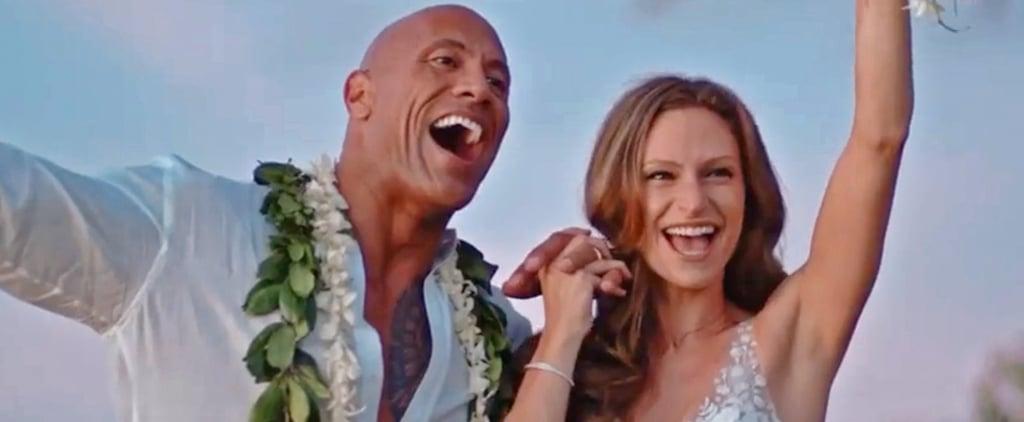 Watch Dwayne Johnson and Lauren Hashian's Wedding Video