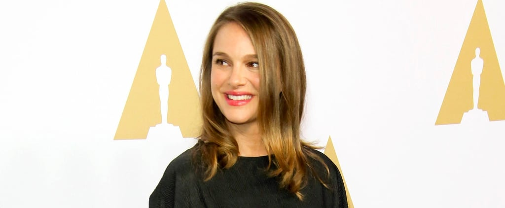 Natalie Portman's Red Carpet Maternity Dress Is From 1 of Your Favorite Stores