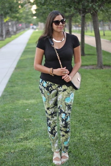 Congrats, lilbitsofpau! Now this is how you rock printed pants.