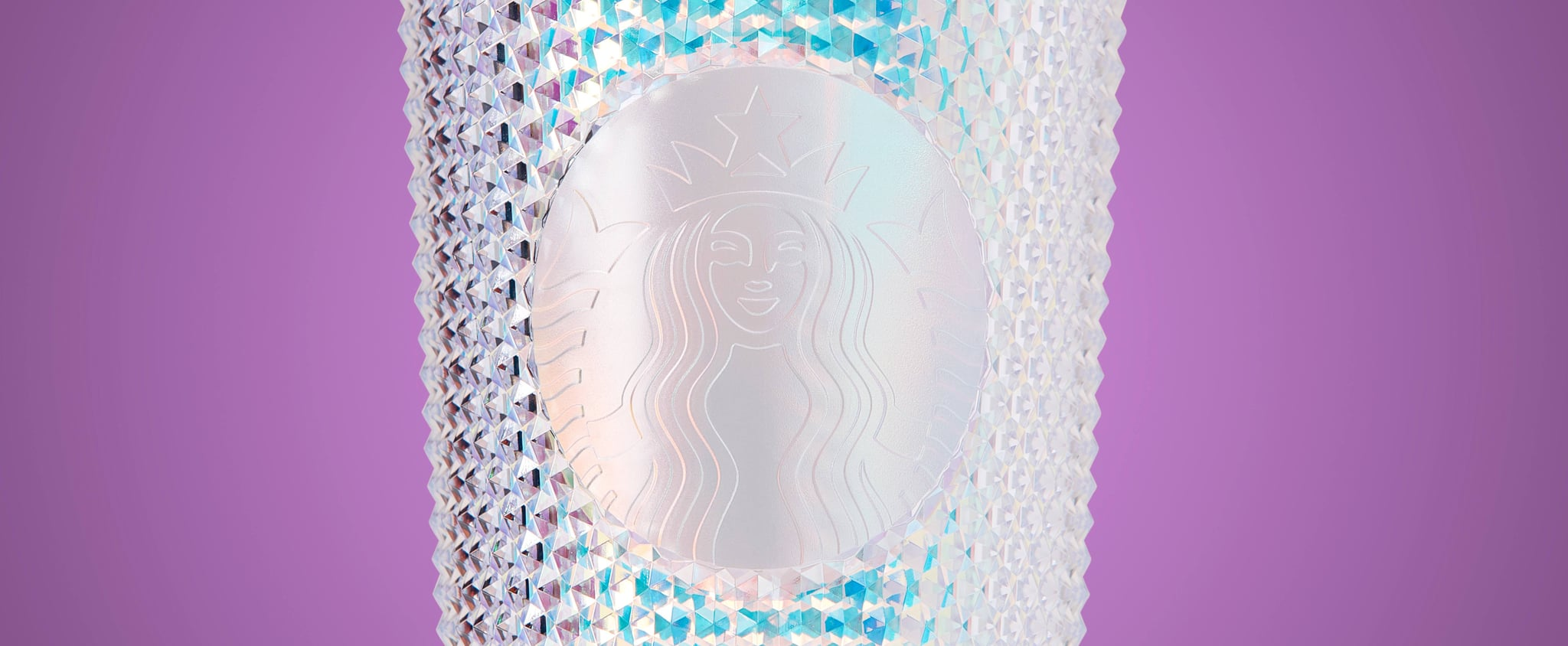 Starbucks Iridescent Cold Cup