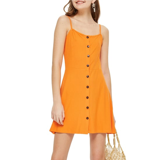 Cute Orange Dresses 2018