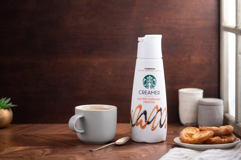 Starbucks Salted Caramel Mocha Flavored Creamer